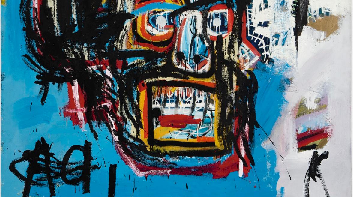 basquiat_untitled_detail